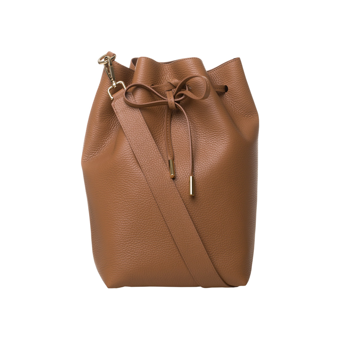 Bucket_Bag_Tan_Front